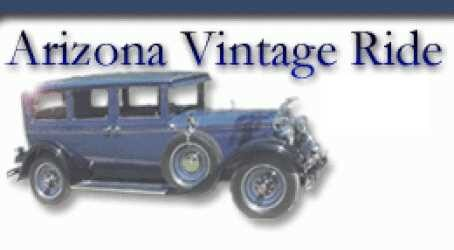 Arizona Vintage Ride
